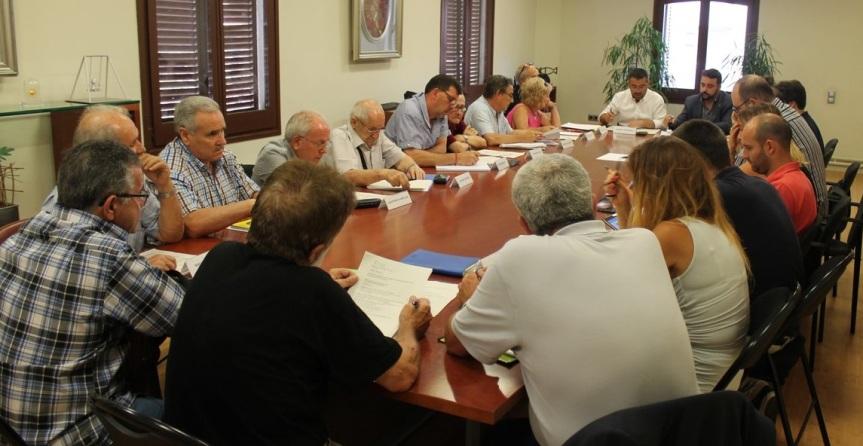Guanyem Sabadell present a la Comissió de treball de recursos residencials per a la gentgran