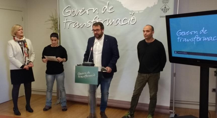 Els pressupostos de Sabadell 2017 prioritzen les polítiques socials, les inversions als barris i la millora de la qualitat devida